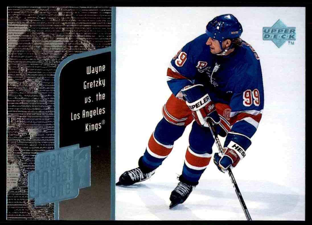 wayne gretzky the great one 7 quotes from wayne gretzky: 'you miss one hundred percent of the shots you don't take', 'a good hockey player plays where the puck is a great hockey player plays where the puck is going to be', and 'when you win, say nothing, when you lose say less.