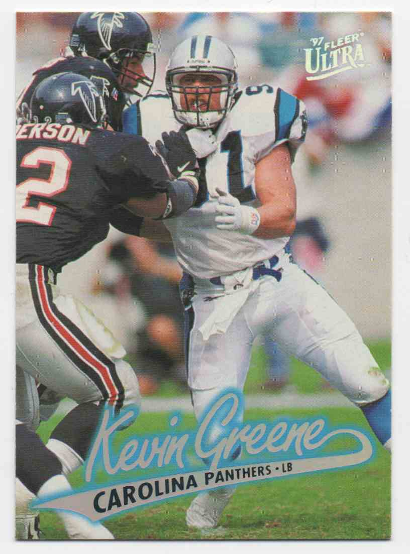 1997 Ultra Kevin Greene #14 card front image