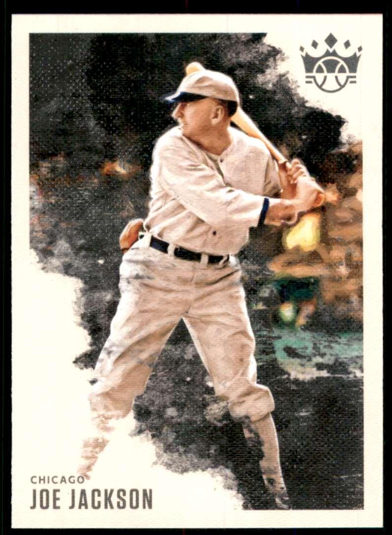 2020 Diamond Kings Joe Jackson #10 card front image