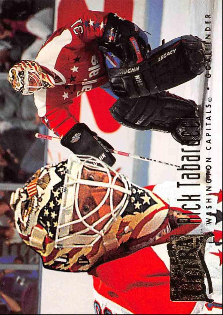 1994-95 Ultra Rick Tabaracci #239 card front image