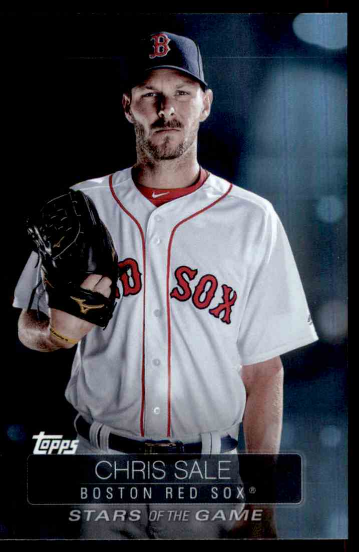 2019 Topps Chris Sale Stars Of The Game Ssb 99 On