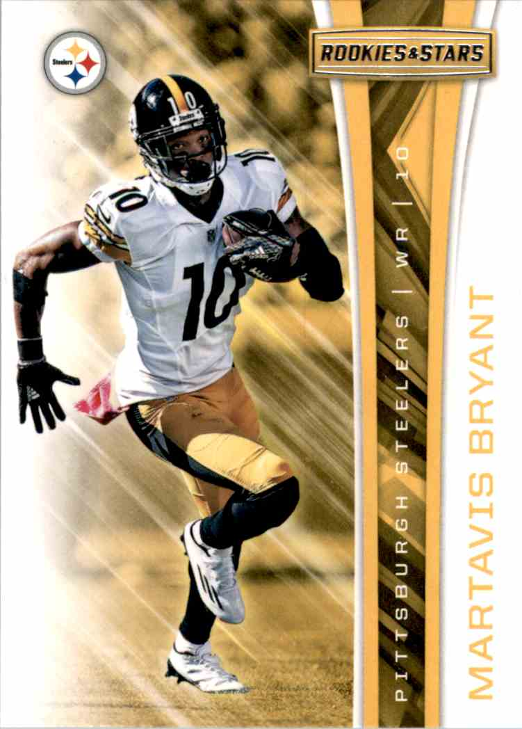 2017 Rookies And Stars Martavis Bryant #86 card front image