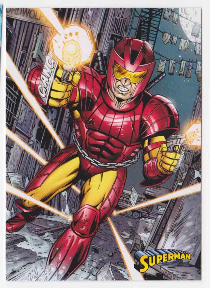 2013 Superman Cryptozoic Superman #17 card front image