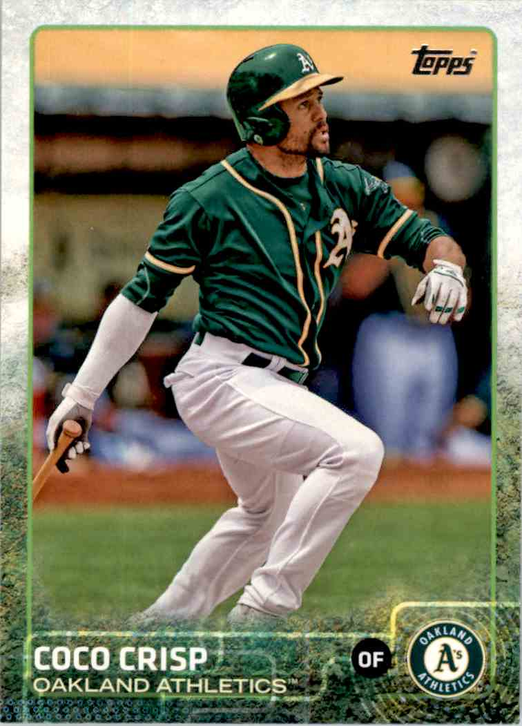 2015 Topps Series 1 Coco Crisp #279 card front image