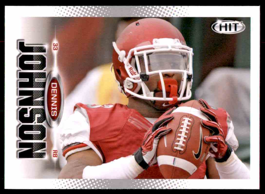 2013 Sage Hit Dennis Johnson #33 card front image