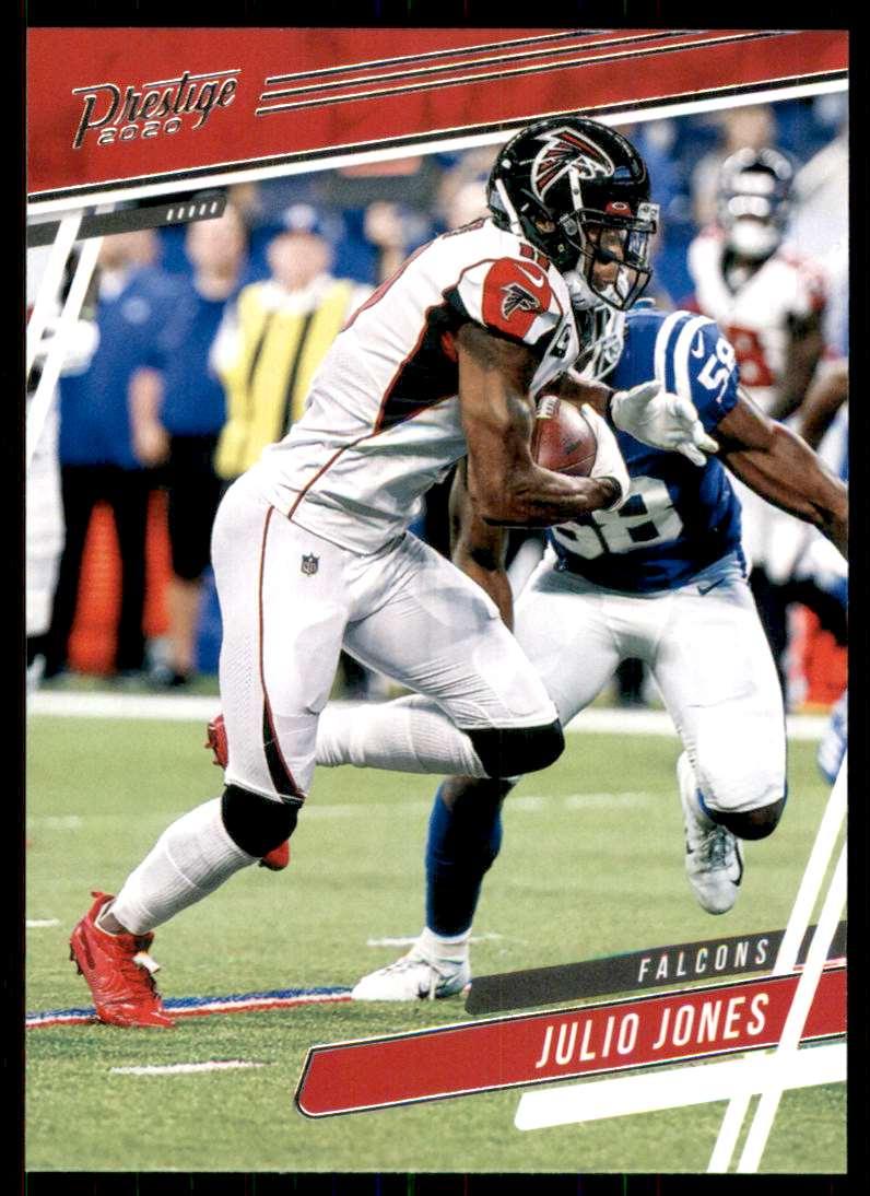 2020 Prestige Julio Jones #94 card front image
