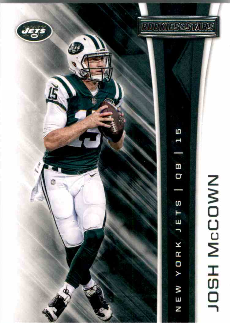 2017 Rookies And Stars Josh McCown #19 card front image