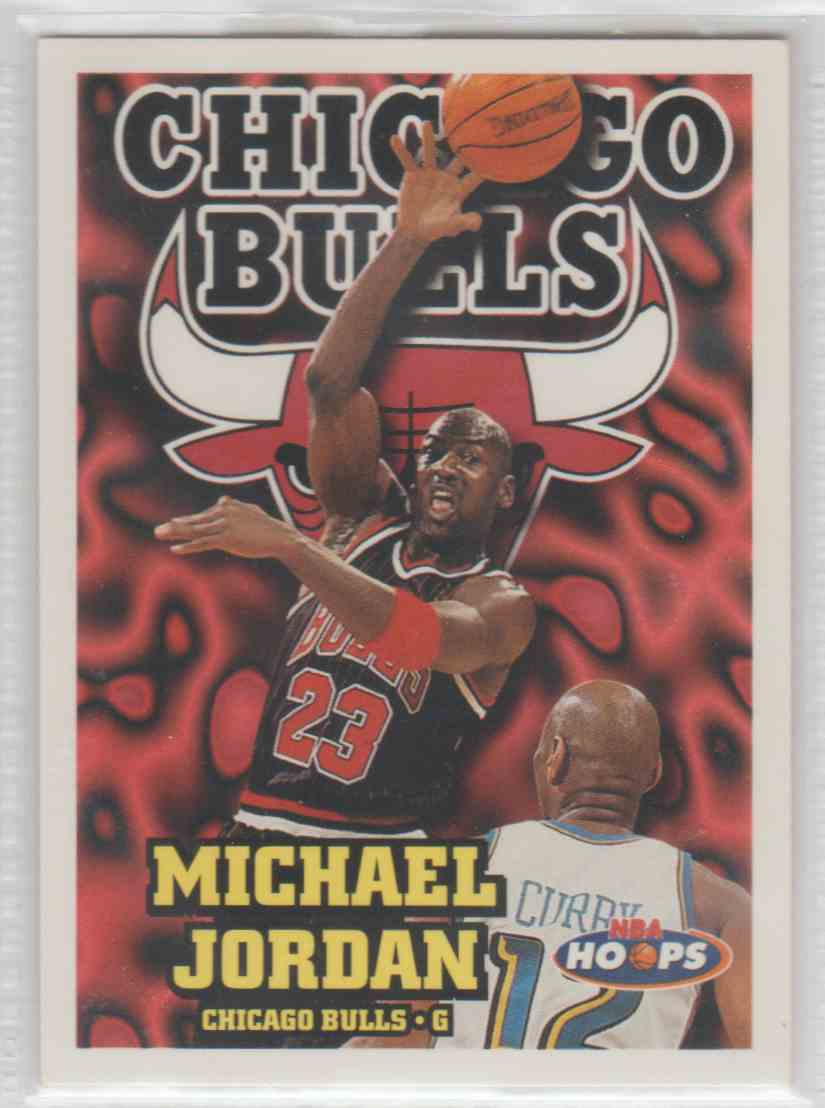 5ab3652c6bf 1998-99 Skybox NBA Hoops Michael Jordan #220 on Kronozio