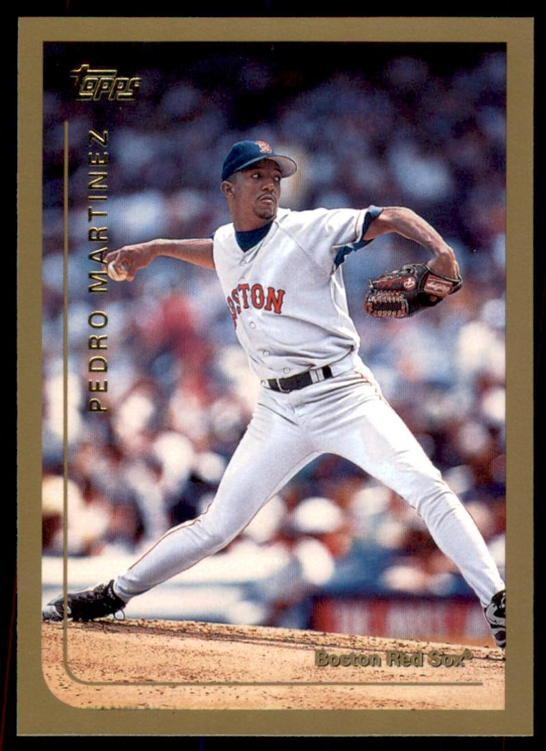1999 Topps Pedro Martinez #95 card front image