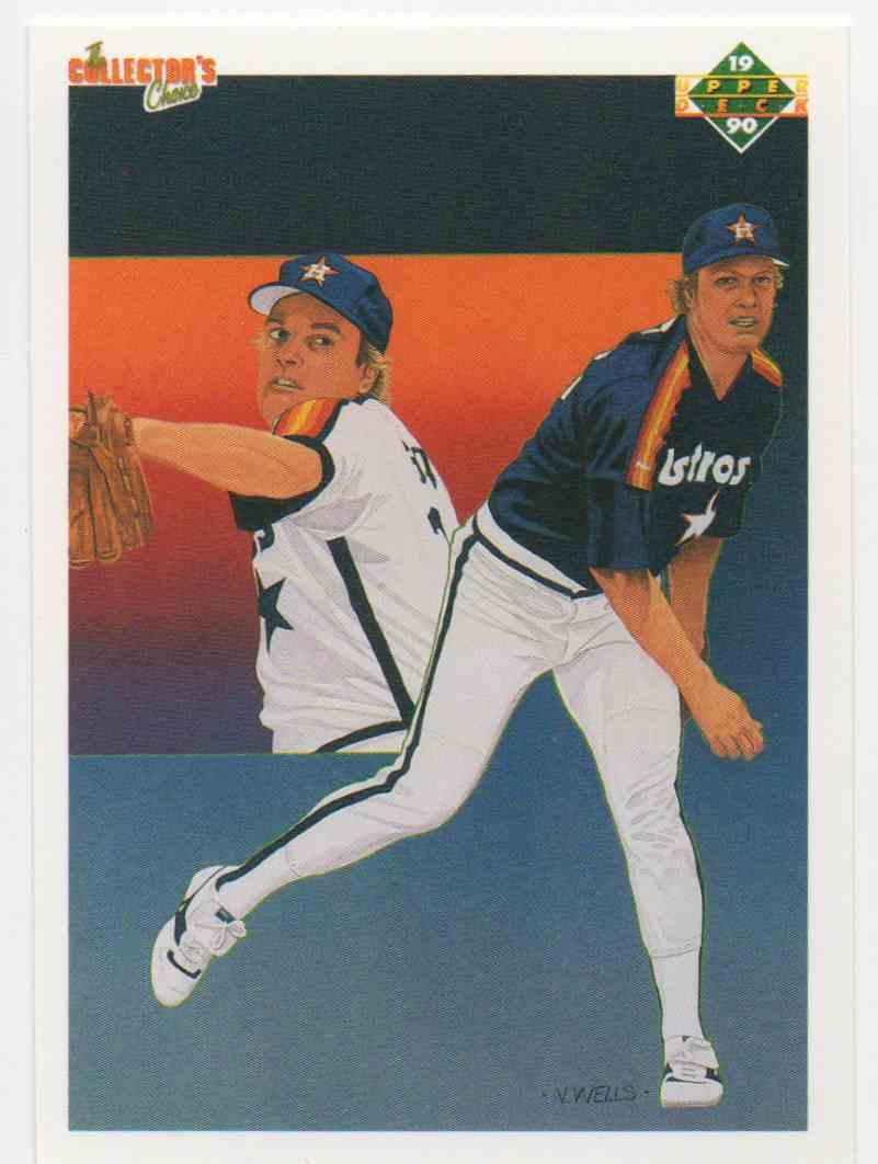 1990 Upper Deck Mike Scott 88 On Kronozio
