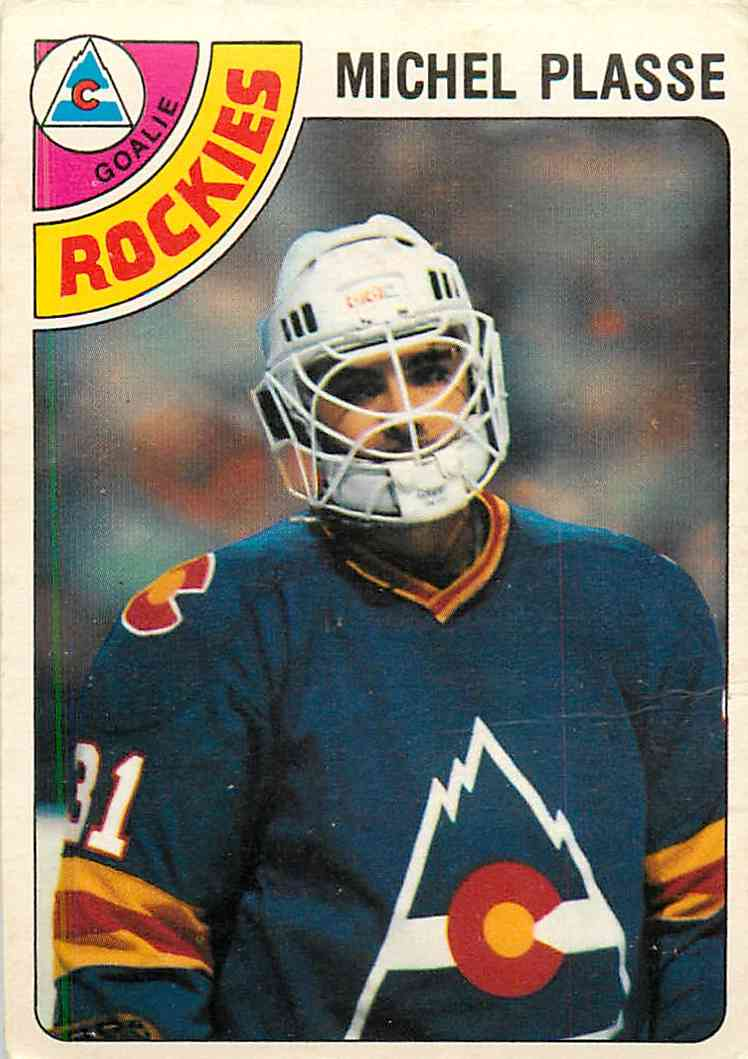 1978-79 O-Pee-Chee Michel Palsse #36 card front image