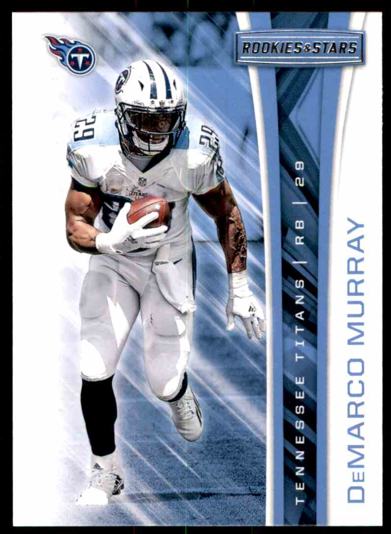 2017 Rookies And Stars DeMarco Murray #123 card front image