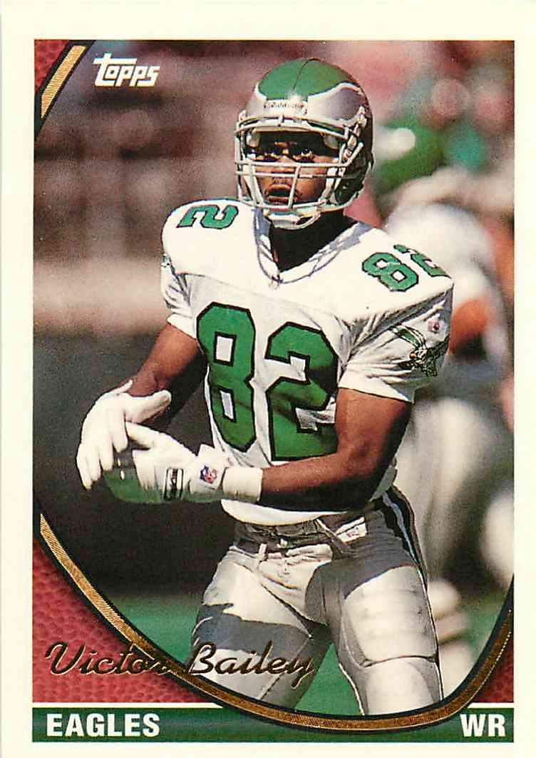 1994 Topps Victor Bailey #525 card front image